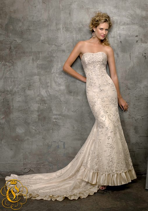 MORI LEE - 2147 IVORY GOLD