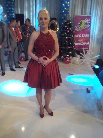 Lea Kis u svecanoj haljini Sherri Hill 32322