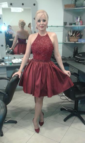 Lea Kis i svecana haljina Sherri Hill 32322