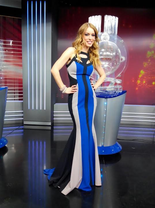 Svecana haljina iz naseg Ateljea je u novogodisnjoj noci donela srecu