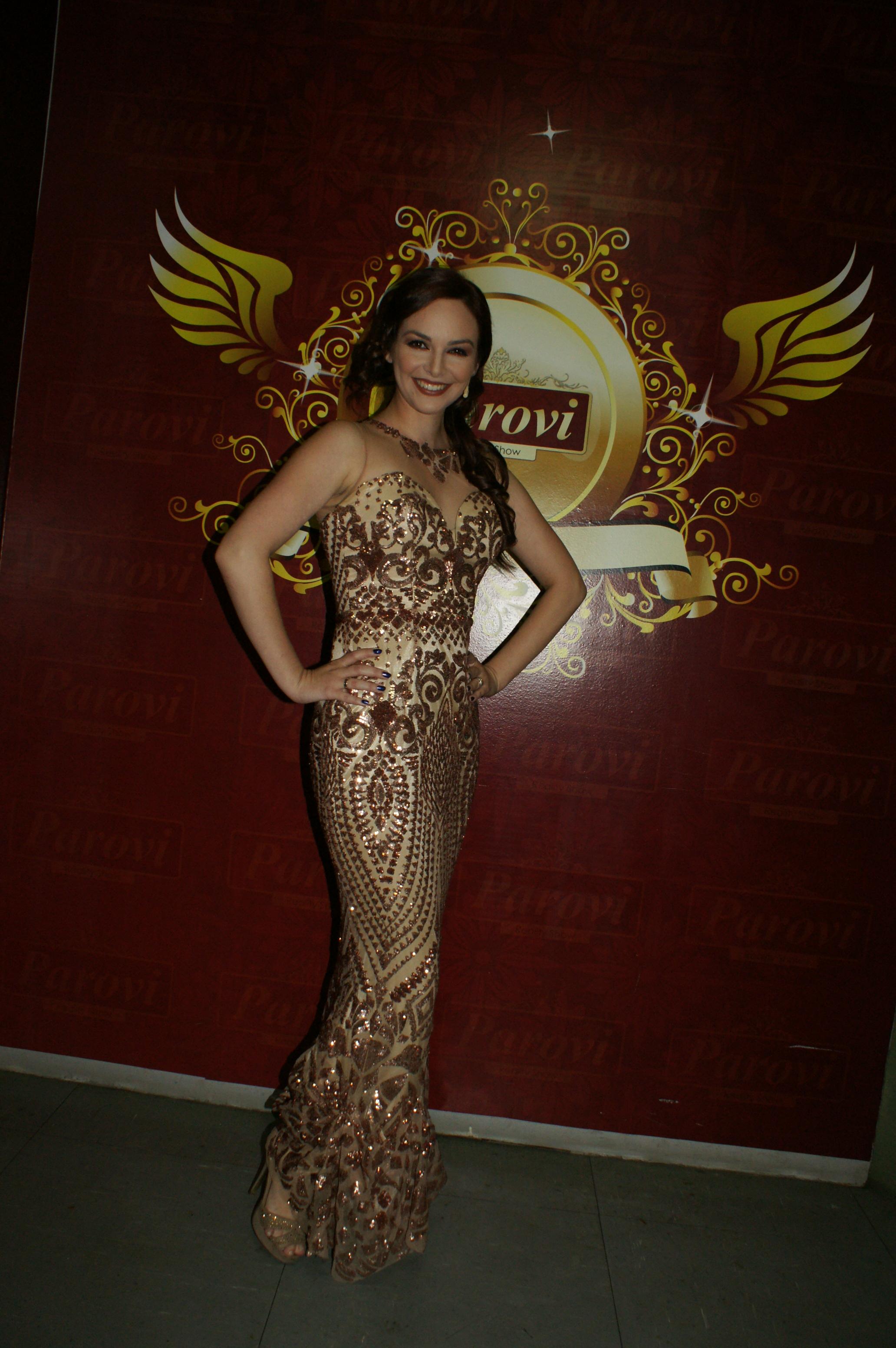 Svecana haljina Sherri Hill & Jelena Sekulovic